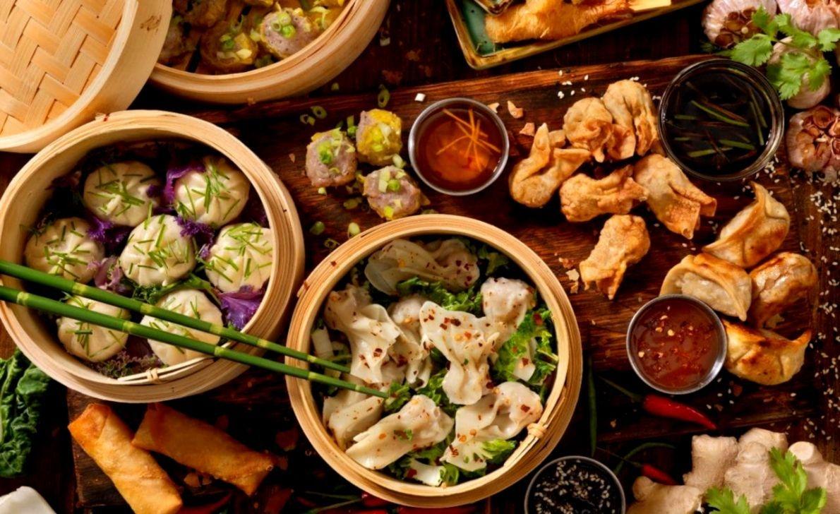 Asiatische Produkte