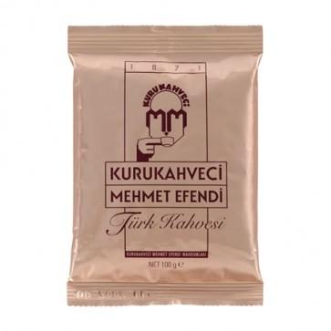 #1108 MEHMET EFENDI KAFFEE 4X25STK 100X100G