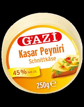 #1300 GAZI KASCHKAVAL 45% 14X250G