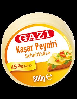 #1314 GAZI KASCHKAVAL 45% 6X800G