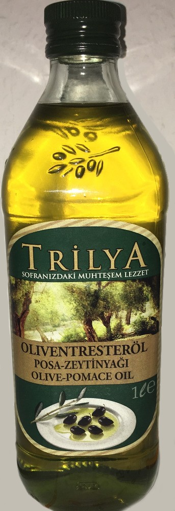 #1595 TRILYA OLIVENOL 12X1000ML