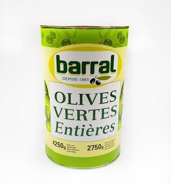 #1590 BARRAL GRUNE OLIVEN MIT KERN 3X5/1DOSE