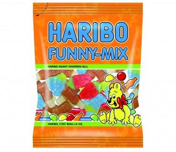 #889 HARIBO FUNNY MIX 30X75G