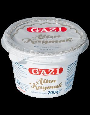 #2689 GAZI ALTIN KAYMAK 23% BECHER 12X200G