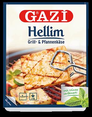 #39 GAZI HELLIM GRILLKASE 45% 10X250G