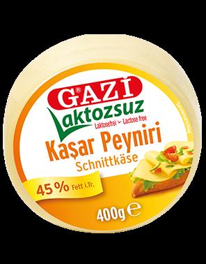 #4427 GAZI KASCHKAVAL 45% LAKTOSEFREI 12X400G