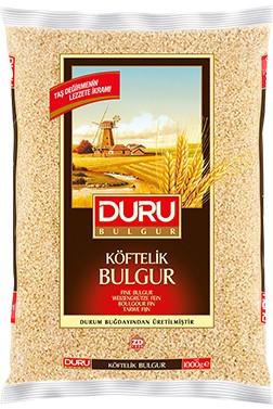 #511 DURU KOFTELIK BULGUR  6X2500G