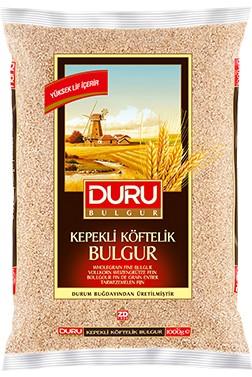 #520 DURU KEPEKLI KOFTELIK BULGUR 12X1000G