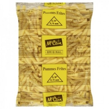 #6044 CATERPACK POMMES 3/8 5X2 392701 5X2500G