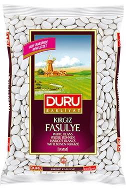 #685 DURU KIRGIZ BOHNEN 8MM 6X2500G