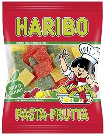#888 HARIBO PASTA FRUTTA 30X80G