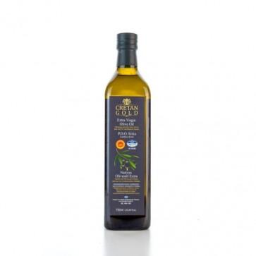 #1946 Cretan Gold Extra Virgin Olivenöl 4x750ml