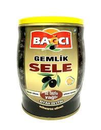 #8955 BAGCI SELE OLIVEN FICI 12X750G