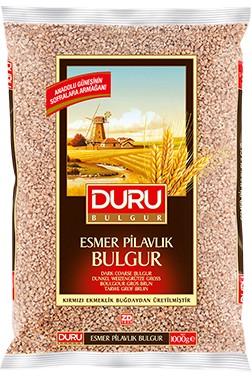 #902 DURU ESMER PILAVLIK BULGUR 12X1000G