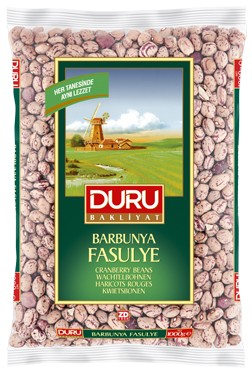 #904 DURU BARBUNYA BOHNEN ROTE BOHNEN 12X1000G