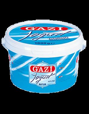 #4430 GAZI JOGHURT 3,5% 1x1,8KG