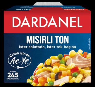 #406 DARDANEL THUNFISCH SALAT m.Mais 12X185G