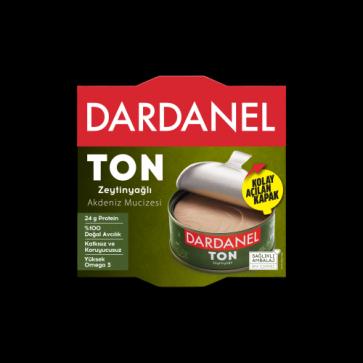 #388 DARDANEL THUNFISCH FILETO OLIVENÖL 12X185G