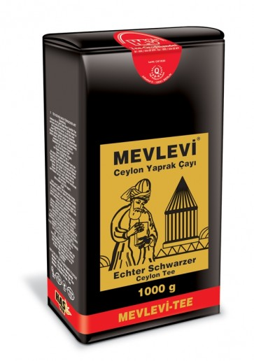 #5458 MEVLEVI TEE 10X1000G