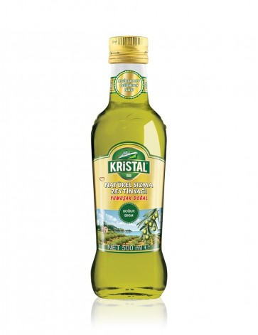 #1607 KRISTAL EXTRA VIRGIN OLIVENOL 20X500ML