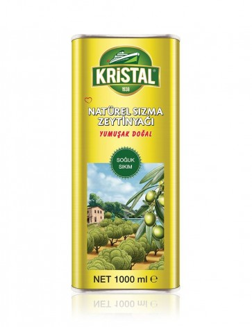 #1648 KRISTAL EXTRA VIRGIN OLIVENOL 12X1000G
