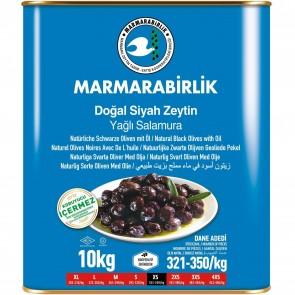#8902 MARMARABIRLIK SCHWARZE OLIVEN (XS) 1KG
