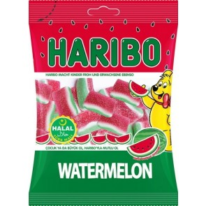 #1767 HARIBO WATERMELON 24X80G