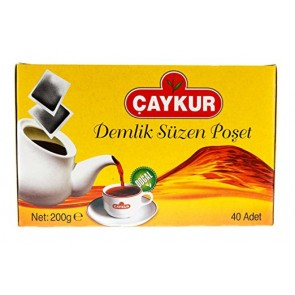 #1021 CAYKUR TEE DEMLIK PAKET CAY  12X200G