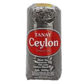 #1036 TANAY CEYLON TEE 18X500G