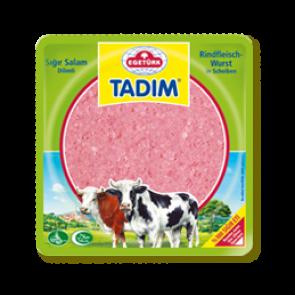 #1156 Egetürk Tadim Rindfleischwurst in Scheiben 200g