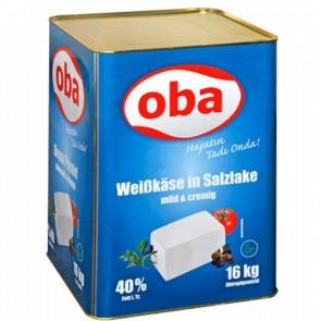 #1306 OBA KREMKASE BLUE 40% 1X16000G