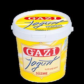 #1362 GAZI SUZME JOGHURT 10% EIMER 6X1000G