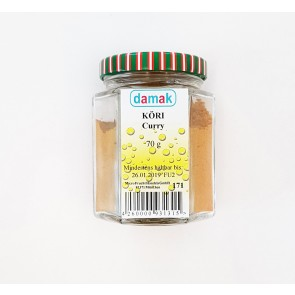 #171 DAMAK CURRY INDISCH 12X70G