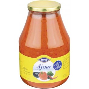 #1722 SOFKO AJVAR 6X2650ML