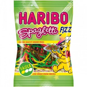 #1766 HARIBO SPAGETTI  24X80G