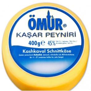 #1806 OMUR KASHKAVAL 45% 12X400G