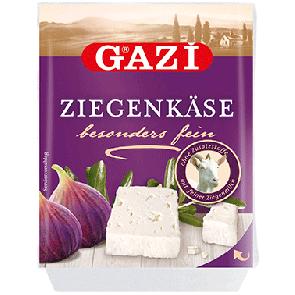 #1820 GAZI ZIEGENKASE 14X180G