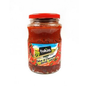 #1750 TUKAS TOMATEN&PAPRIKAMARK MIX 6X1700ML