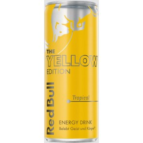 #2133 RED-BULL YELLOW EDITION DOSE DPG 12X250ML