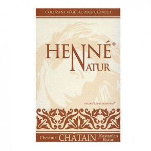 #2305 HENNA HENNA/KINA CHATAIN (BRAUN)  10X10ADET