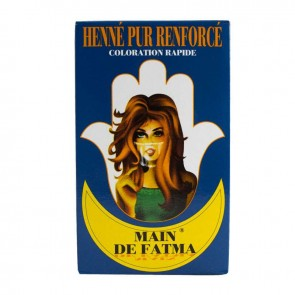 #2325 KINA/HENNA FATMA KUPFER 10X10ADET
