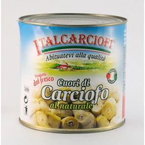 #2550 ITALCARCIOFI ARTISCHOCKEN 8XER IN OL 1X3/1DOSE