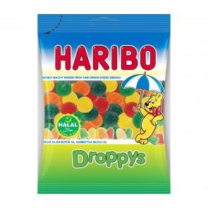 #885 HARIBO DROPPYS 24X80G