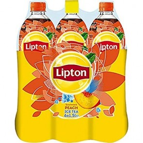 #2770 LIPTON ICE TEA PEACH 6x1,5L DPG