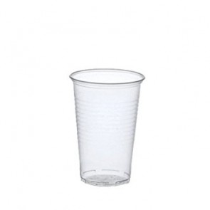 #2883 TRINKBECHER 0,33L TRANSPARENT 10X100 10X100ADET