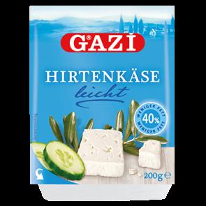 #33 GAZI HIRTENKASE 45%  24X200G