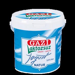 #4428 GAZI JOGHURT 3,5% LAKTOSEFREI 6X1000G