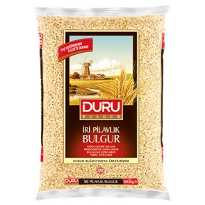 #507 DURU IRI PILAVLIK BULGUR 6X2500G