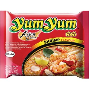 #5404 YUM YUM SHRIMPS 6402 (3X30) 60G 90X60G