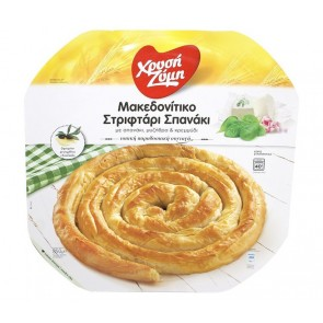 #6061 STRIFLARI 100935 GRIECH. BOREK SPINAT 4806 6X850G